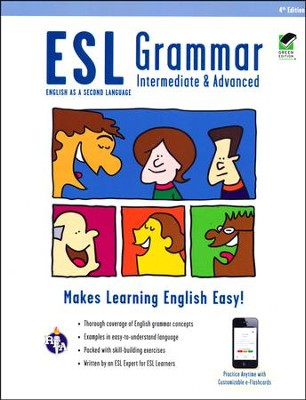 ESL Intermediate & Advanced Grammar Premium Ed.  -     By: Mary Ellen Munoz Page