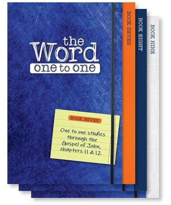 The Word One To One: Volume Three  -     By: Richard Borgonon, William Taylor