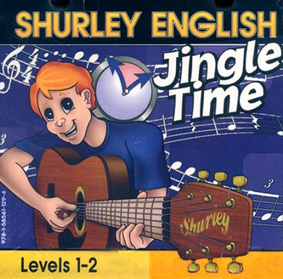 Jingle Time Audio CD Levels 1-2 (2007 Edition)   -