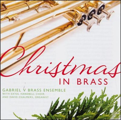 Christmas in Brass  -     By: Gabriel V. Brass Ensemble