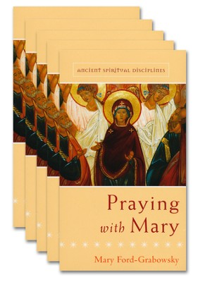 Praying with Mary, Pack of 5   -     By: Mary Ford Grabowsky