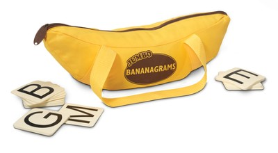 Jumbo Bananagrams Game   -