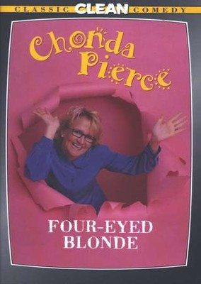 Four-Eyed Blonde  DVD  -     By: Chonda Pierce