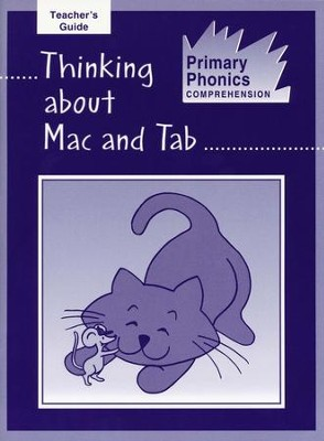 Thinking About Mac & Tab, Teacher's Guide   -     By: Karen Smith