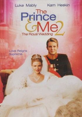 The Prince & Me 2: The Royal Wedding, DVD   -