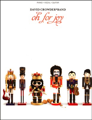 Oh For Joy (PVG)   -     By: David Crowder Band