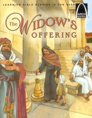 Arch Books Bible Stories: The Widow's Offering   -     By: Joanne Bader