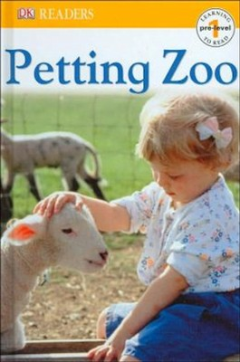 DK Readers Pre-Level 1: Petting Zoo   -