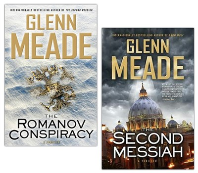 The Glenn Meade Pack - Second Messiah & Romanov Conspiracy  -     By: Glenn Meade