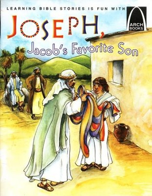 Joseph, Jacob's Favorite Son  -     By: Eric Bohnet
