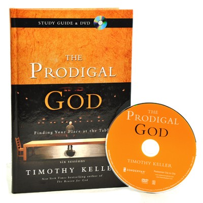 The Prodigal God: Finding Your Place at the Table--Study Guide with DVD  -     By: Timothy Keller
