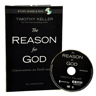 The Reason for God Study Guide with DVD: Conversations  on Faith and Life  -     By: Timothy Keller