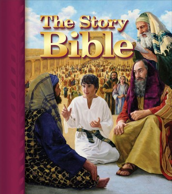The Story Bible, Over 99 Stories   -     By: Edward Engelbrecht