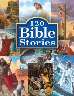 120 Bible Stories  -     By: Edward Engelbrecht