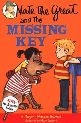Nate the Great and the Missing Key  -     By: Marjorie Weinman Sharmat