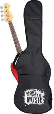 More Than Music Bass Guitar Bag   -