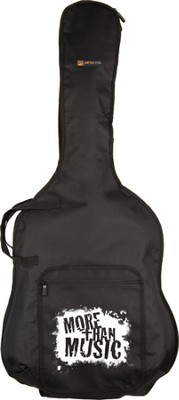 More Than Music Dreadnought Guitar Bag  -