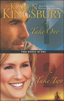 Take One/Take Two, 2 Volumes in 1   -     By: Karen Kingsbury