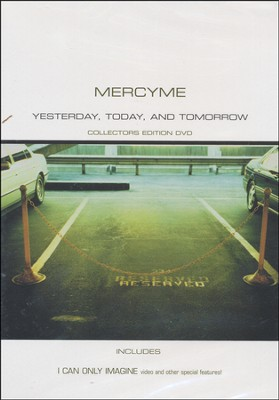 Yesterday, Today, and Tomorrow - DVD  -     By: MercyMe