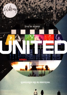 Live in Miami, DVD   -     By: Hillsong UNITED