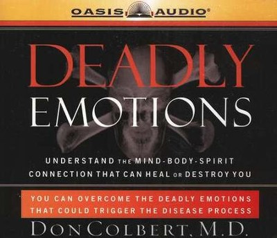 Deadly Emotions        - Audiobook on CD  -     Narrated By: Greg Wheatley     By: Don Colbert M.D.