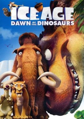 Ice Age: Dawn of the Dinosaurs, DVD   -