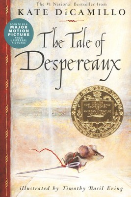 The Tale Of Despereaux, Softcover   -     By: Kate DiCamillo