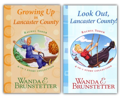 Rachel Yoder Story Collections, Volumes 1 & 2  -     By: Wanda E. Brunstetter