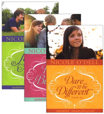 Scenarios Series, 3 Volumes  -     By: Nicole O'Dell