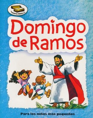 Domingo de ramos, Bible Treasures: Palm Sunday  -     By: Cecilia Fernandez, Dennis Jones