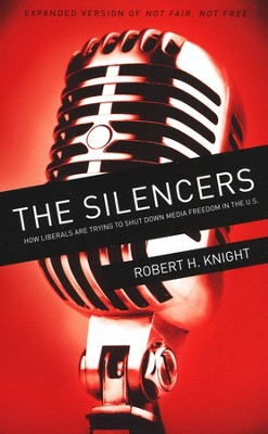The Silencers  -     By: Robert Knight