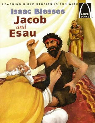 Isaac Blesses Jacob and Esau  -     By: Stephenie Hovland