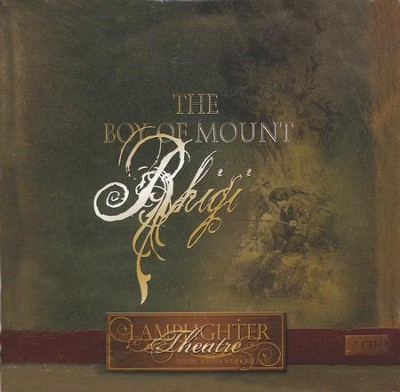 The Boy of Mount Rhigi--CD   -     By: C.M. Sedgwick