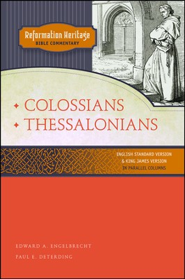 Colossians/Thessalonians  -     By: Engelbrecht Edward