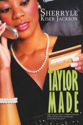 Taylor Made  - Slightly Imperfect  -     By: Sherryle Kiser Jackson