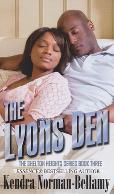 The Lyons Den  -     By: Kendra Norman-Bellamy