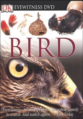Eyewitness: Birds DVD  -