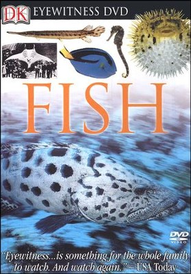 Eyewitness: Fish DVD  -