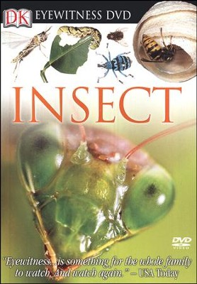 Eyewitness: Insect DVD  -