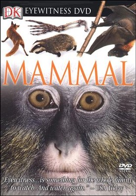 Eyewitness: Mammal DVD  -