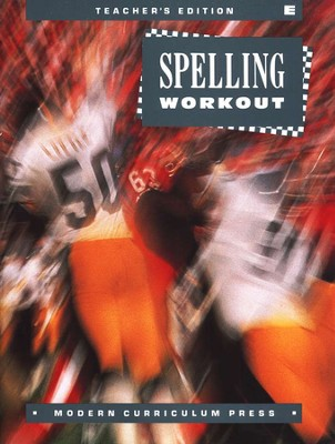 MCP Spelling Workout Level E (Gr. 5) Teacher's Edition   -