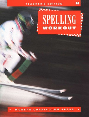 MCP Spelling Workout Level H (Gr. 8) Teacher's Edition   -