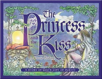 The Princess and the Kiss   -     By: Jennie Bishop