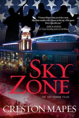 Sky Zone: A Novel - eBook  -     By: Creston Mapes
