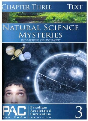 Natural Science Mysteries Student Text, Chapter 3   -