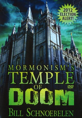 Mormonism's Temple of Doom, DVD   -