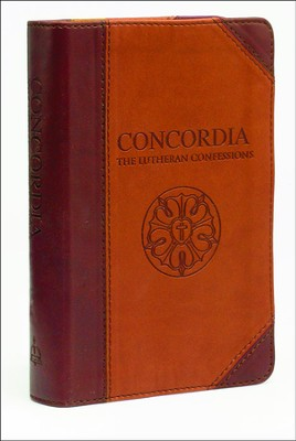 Concordia: The Lutheran Confessions, Deluxe Pocket Edition  -     By: Paul Timothy McCain