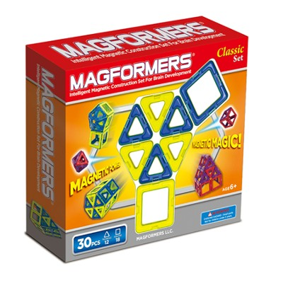 Magformers Classic 30 Piece Set   -