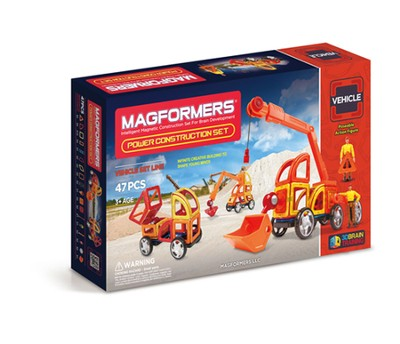 Magformers Power Construction Set   -