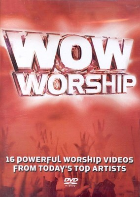 WOW Worship (Red), DVD   -